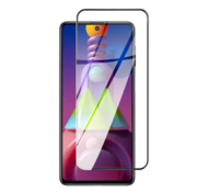 ShieldCase® Samsung Galaxy M51 3D screen protector (glas)