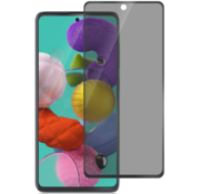 ShieldCase® Samsung Galaxy M51 privacy screen protector (glas)
