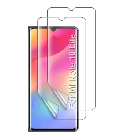Xiaomi Mi Note 10 Lite screen protectors