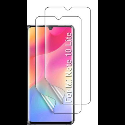 Xiaomi Mi Note 10 Lite screen protectors