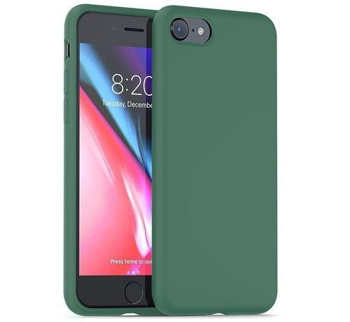 ShieldCase® ShieldCase Silicone case iPhone 7 / 8  (groen)