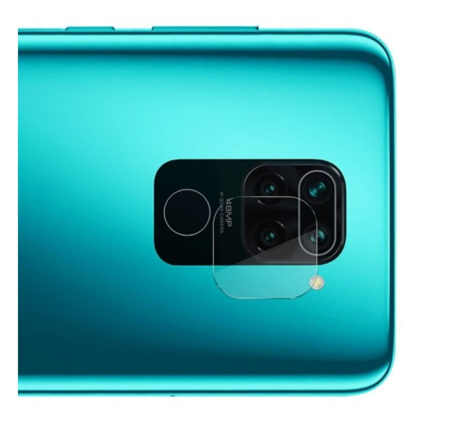 ShieldCase Camera Lens protector Xiaomi Redmi Note 9