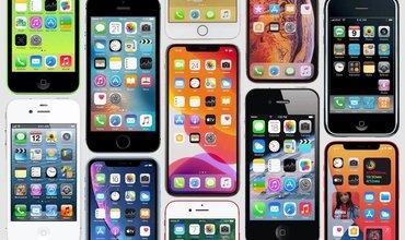 Welke iPhone heb ik nou eigenlijk?