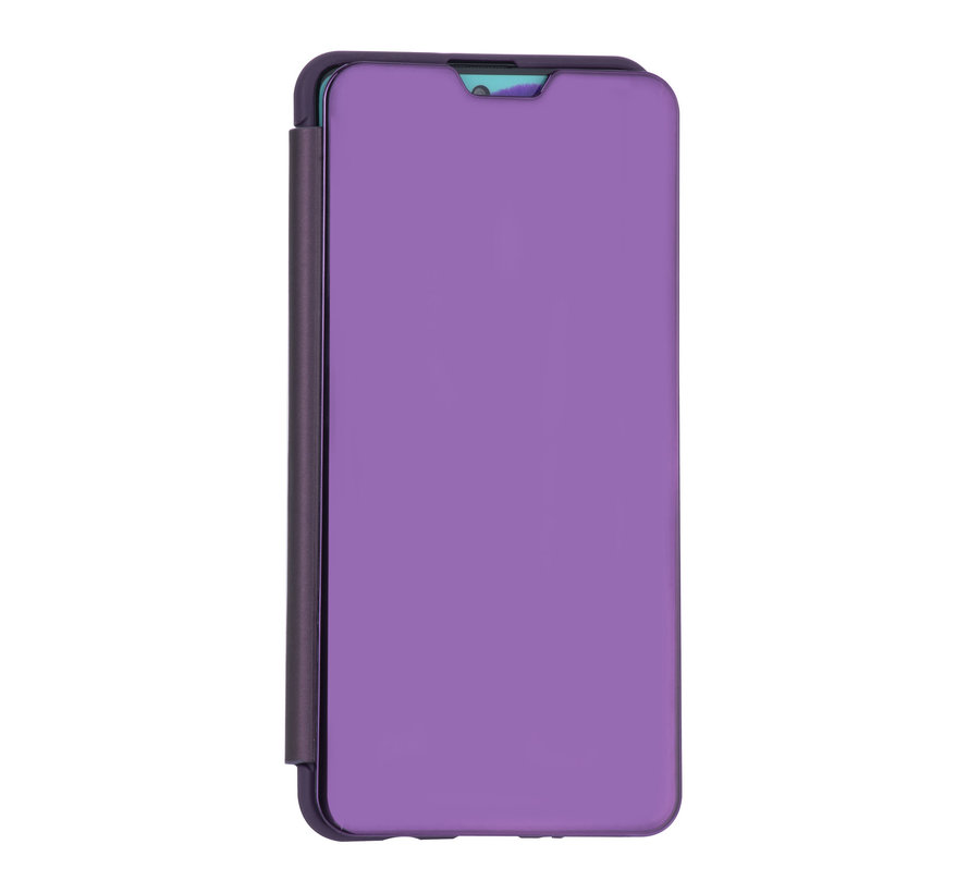 ShieldCase Harde  Booktype case Samsung Galaxy A71 (Paars)