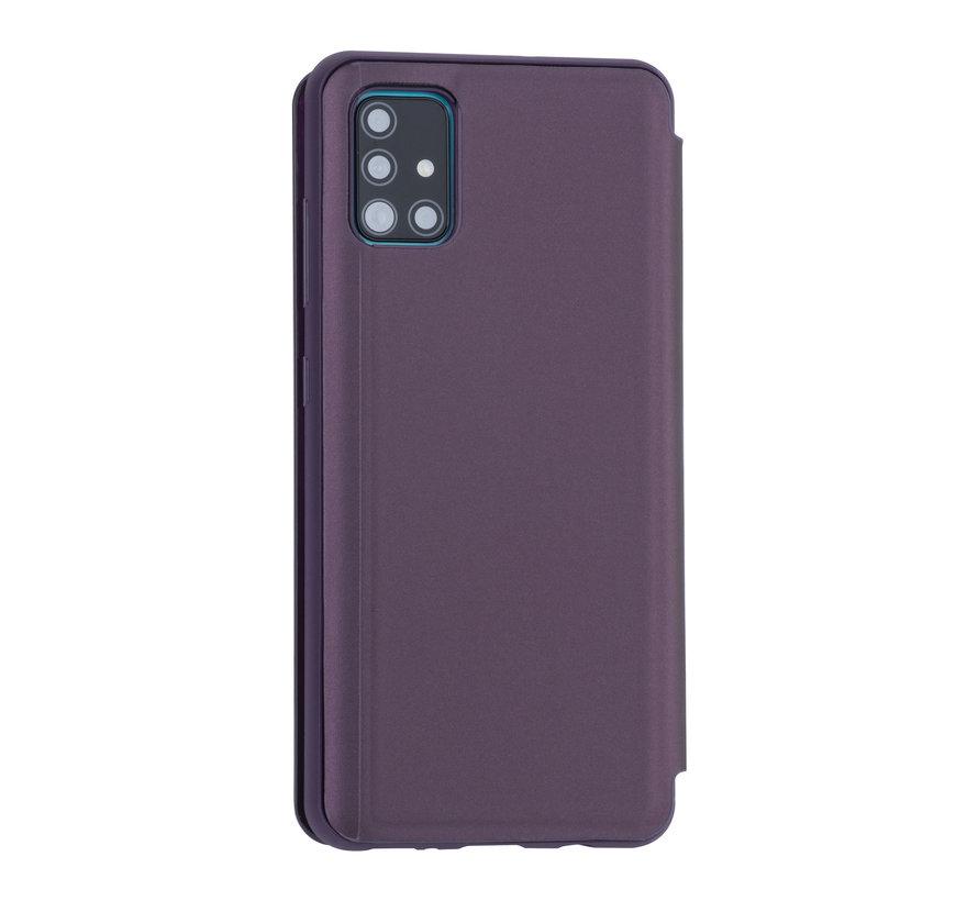 ShieldCase Harde  Booktype case Samsung Galaxy A51 (Paars)