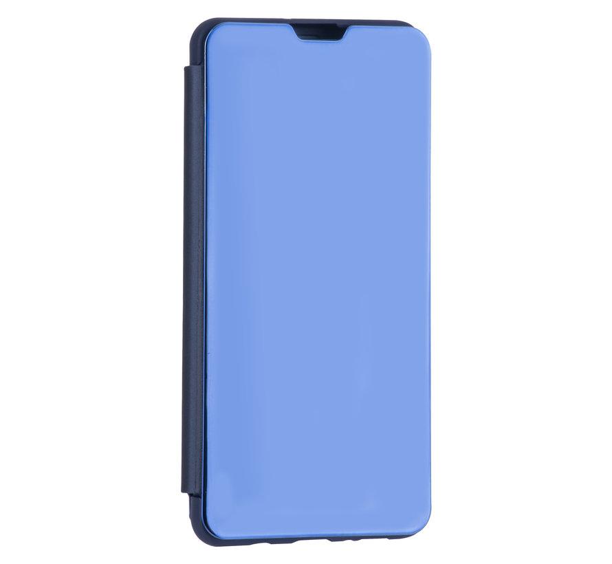 ShieldCase Harde  Booktype case Samsung Galaxy A51 (Diepblauw)