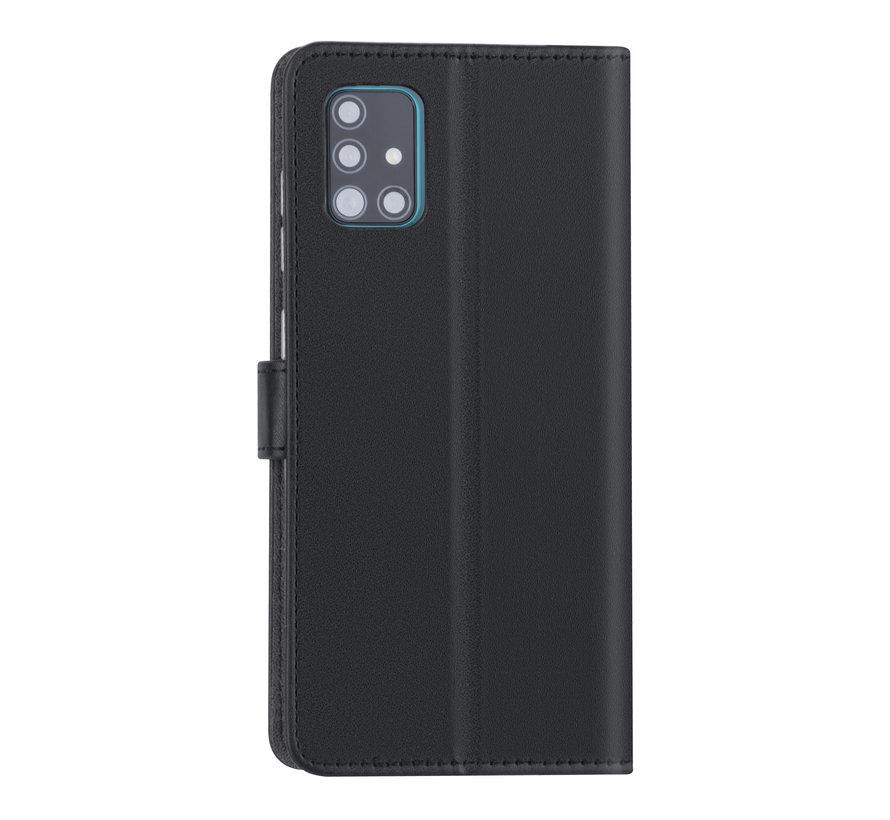 ShieldCase Booktype case Samsung Galaxy A51 (zwart)