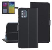 ShieldCase® Booktype case Samsung Galaxy A51 (zwart)