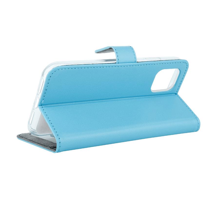 ShieldCase Booktype case iPhone 11 (blauw)