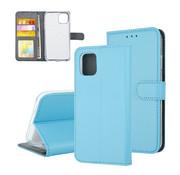 ShieldCase® Booktype case iPhone 11 (blauw)