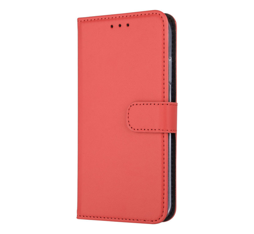 ShieldCase Booktype case iPhone 11 (rood)