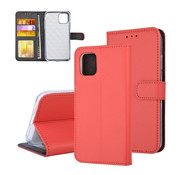 ShieldCase® Booktype case iPhone 11 (rood)