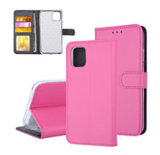 ShieldCase® Booktype case iPhone 11 (hot pink)