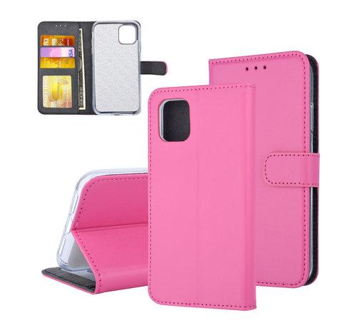 ShieldCase® ShieldCase Booktype case iPhone 11 (hot pink)