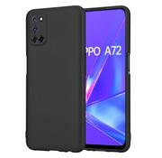 ShieldCase® Oppo A52 / A72 / A92 ultra thin case (zwart)