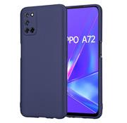 ShieldCase® Oppo A52 / A72 / A92 ultra thin case (blauw)