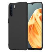 ShieldCase® Oppo A91 ultra thin case (zwart)