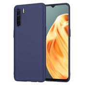 ShieldCase® Oppo A91 ultra thin case (blauw)