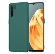 ShieldCase® Oppo A91 ultra thin case (groen)