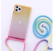 ShieldCase® Sunset iPhone Xr hoesje met koord