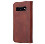 ShieldCase® Samsung Galaxy S10 Plus wallet case (bruin)