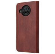 ShieldCase® Wallet case Xiaomi Mi 10T Lite (bruin)