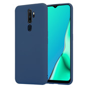 ShieldCase® Oppo A5 2020 / A9 2020 silicone case (blauw)