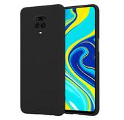 ShieldCase® Xiaomi Redmi Note 9 Pro / 9s silicone case (zwart)