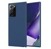 ShieldCase® Samsung Galaxy Note 20 Ultra silicone case (blauw)