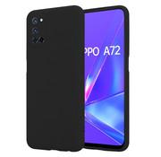 ShieldCase® Oppo A92 / A72 / A52 silicone case (zwart)