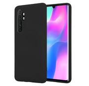 ShieldCase® Xiaomi Mi Note 10 Lite silicone case (zwart)