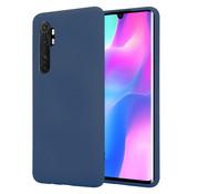 ShieldCase® Xiaomi Mi Note 10 Lite silicone case (blauw)