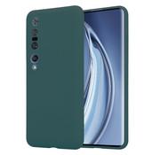 ShieldCase® Xiaomi Mi 10 / Mi 10 Pro silicone case (donkergroen)