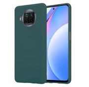 ShieldCase® Xiaomi Mi 10T Lite silicone case (donkergroen)