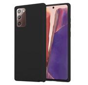 ShieldCase® Samsung Galaxy Note 20 silicone case (zwart)