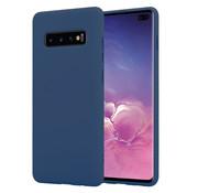 ShieldCase® Silicone case Samsung Galaxy S10 Plus (blauw)