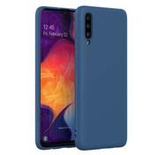 ShieldCase® Silicone case Samsung Galaxy A50 (blauw)