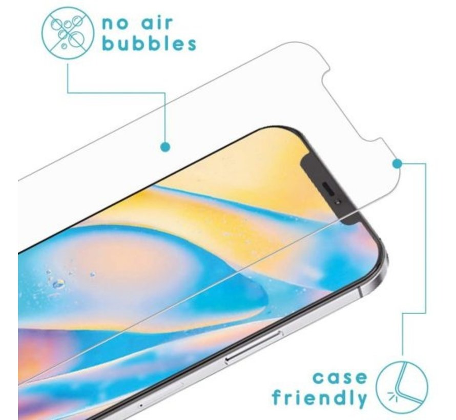 ShieldCase iPhone Tempered Glass