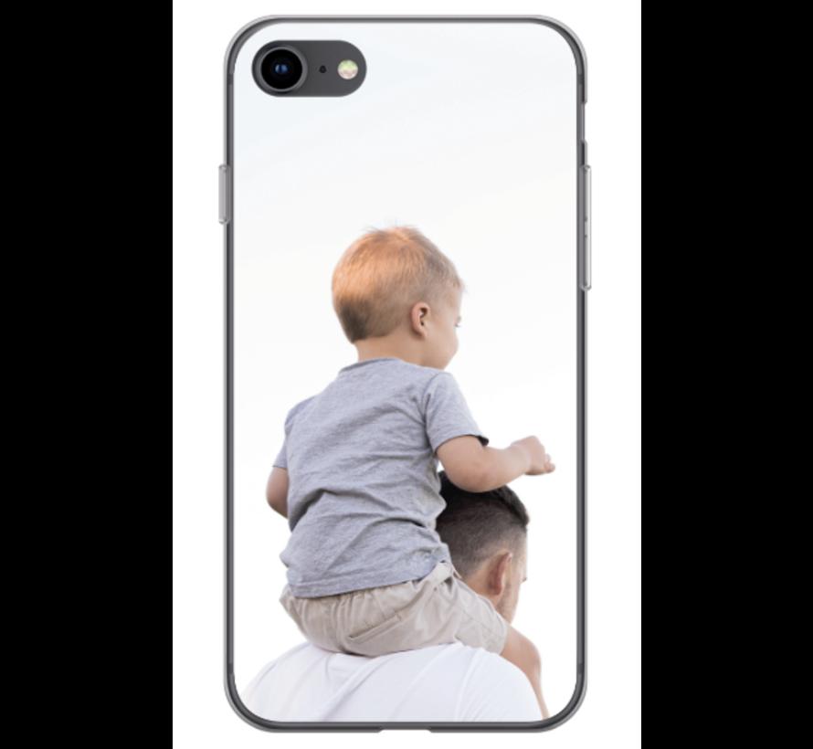 Eigen hoesje ontwerpen iPhone 7 / 8 / SE 2020