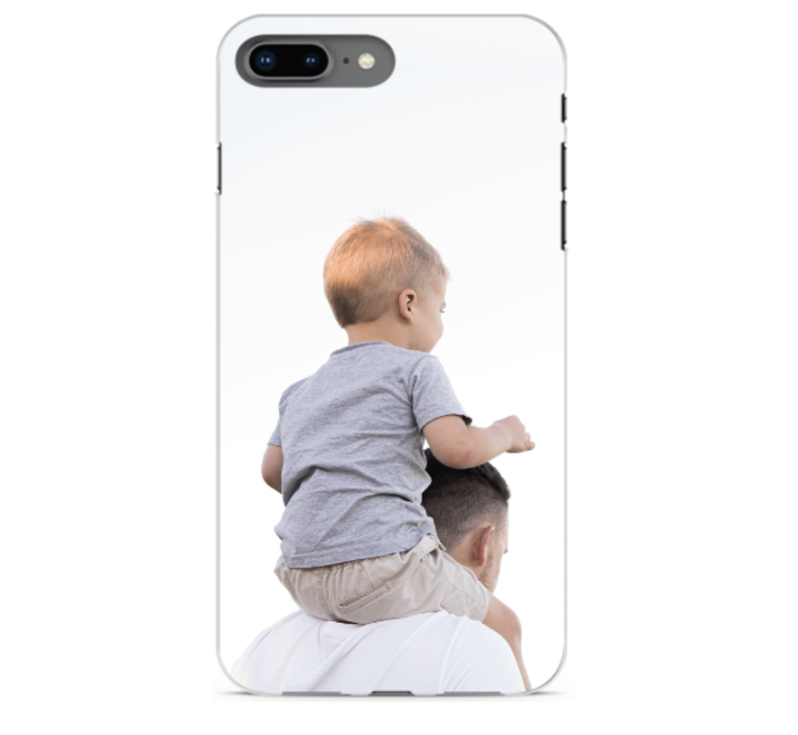 Eigen hoesje ontwerpen iPhone 7 / 8 Plus