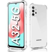 ShieldCase® Samsung Galaxy A32 5G shock case (transparant)