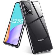 ShieldCase® Samsung Galaxy A52 Ultra thin case (transparant)