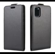 ShieldCase® Samsung Galaxy A41 Flip case (zwart)