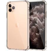 Ceezs Apple iPhone 11 Pro hoesje shock proof transparant + Screenprotector