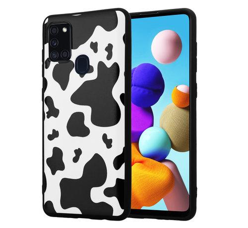 ShieldCase® ShieldCase Holy Cow Samsung A21s hoesje