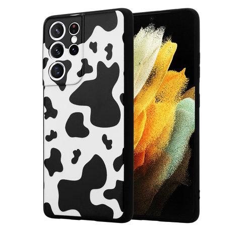 ShieldCase® ShieldCase Holy Cow Samsung S21 Ultra hoesje