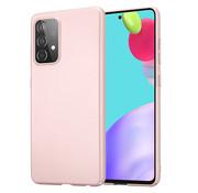 ShieldCase® Samsung Galaxy A52 ultra slim case (roze)