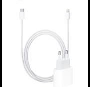 ShieldCase® Snellader geschikt voor Apple  20 W + Lightning  Kabel