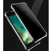Ceezs Shockproof TPU hoesje met camera protectie iPhone 7 Plus (transparant)
