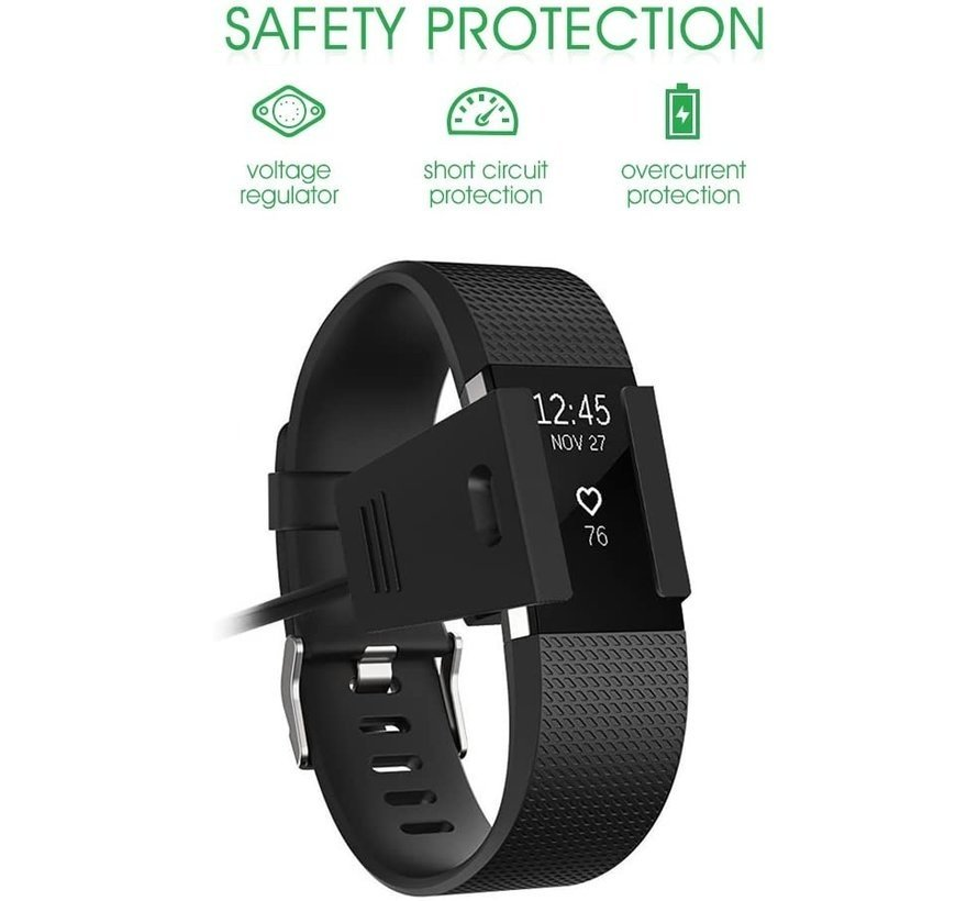 Fitbit Charge 2 oplader